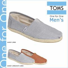 TOMS SHOES トムズ シューズ スリッポン MENS SEASONAL CLASSICS トムス トムズシューズ メンズ