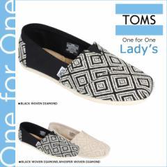 TOMS SHOES トムズ シューズ レディース スリッポン WOMENS SEASONAL CLASSICS トムス トムズシューズ
