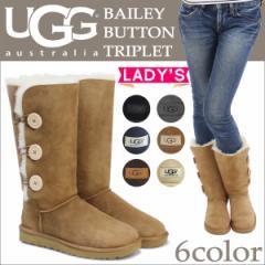 アグ UGG レディース WOMENS BAILEY BUTTON TRIPLET 2 ムートンブーツ ベイリーボタン トリプレット 2 1873 1016227