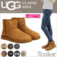 UGG アグ ムートン ブーツ クラシック ミニ 2 WOMENS CLASSIC MINI II 5854 1016222 レディース