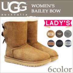 UGG アグ レディース WOMENS BAILEY BOW II ムートンブーツ ベイリーボウ 2 1002954 1016225