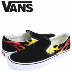 VANS スリッポン クラシック メンズ バンズ ヴァンズ CLASSIC SLIPON VN0A38F7PHN 靴 ブラック