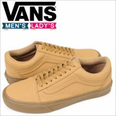 VANS オールドスクール スニーカー メンズ レディース バンズ ヴァンズ OLD SKOOL VN0A38G1OTS 靴 ブラウン