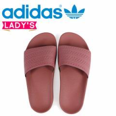 アディダス アディレッタ adidas Originals レディース サンダル シャワーサンダル ADILETTE W CQ2236 ピンク オリジナルス 4/13 新入荷