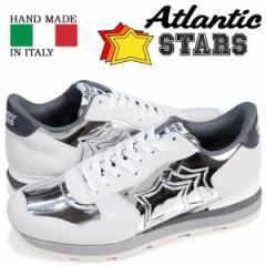 アトランティックスターズ メンズ スニーカー Atlantic STARS アンタレス ANTARES AC-63B シルバー [4/5 追加入荷]