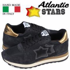 アトランティックスターズ メンズ スニーカー Atlantic STARS アルゴ ARGO BNNYNPSN ブラック 3/15 新入荷