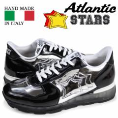 アトランティックスターズ メンズ スニーカー Atlantic STARS アンタレス ANTARES GAN-32B ブラック [4/19 追加入荷]