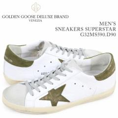 ゴールデングース Golden Goose スニーカー メンズ スーパースター SNEAKERS SUPERSTAR ホワイト G32MS590 E52