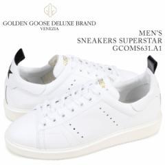 ゴールデングース Golden Goose スニーカー メンズ スターター STARTER ホワイト GCOMS631 A1