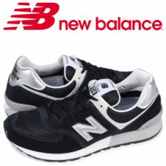ニューバランス 574 メンズ new balance スニーカー MLP574EK LOST PROTO Dワイズ ブラック