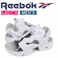 リーボック ポンプフューリー レディース サンダル Reebok INSTAPUMP FURY SANDAL MAG BD3186 ホワイト 4/18 新入荷