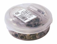 マックステル(MAXTEL) [FP-5-50T] 5C接栓 50個プラケース入 FP550T