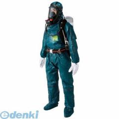 重松製作所 [MC4000DM] 全身化学防護服【限定仕様】MC4000D M