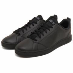 adidas(アディダス) メンズ スポーツシューズ(スニーカー) VALCLEAN2 : ブラック (F99253)