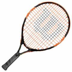 Wilson(ウイルソン) 〔錦織圭使用シリーズモデル〕ジュニア 〔張り上がり〕 硬式テニスラケット バーン19