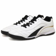 イグニオ(IGNIO) メンズ スポーツシューズ(スニーカー):ホワイト×ブラック (IGC1014)