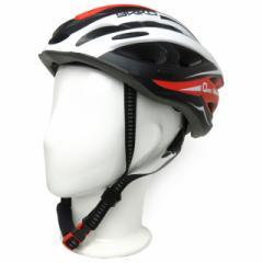 オンヨネ(ONYONE) 自転車用 サイクル ヘルメット Briko Quarter :ホワイト×ブラック (100639)