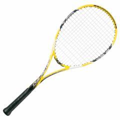 ミズノ(MIZUNO) 〔張り上がり〕 ソフトテニスラケット ALTAIR 70:イエロー (63JTN69345)