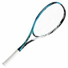 ヨネックス(YONEX) 〔張り上がり〕 ソフトテニスラケット マッスルパワー200XF:サックスブルー (MP200XF)