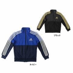 アディダス 長袖 ジャージジャケット Boys ウォームアップジャケット トレーニングウェア (DUW15) ジュニア(キッズ・子供) adidas