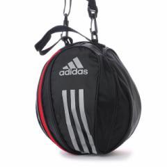 アディダス ボールバッグ1個入れ サッカー/フットサル (AKM15BK) adidas