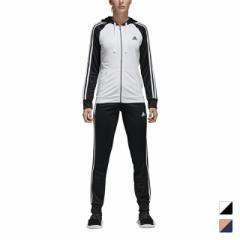 アディダス レディース ジャージ上下セット WRE-FOCUSトラックスーツ (MMJ89) adidas