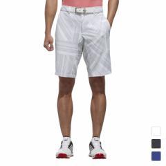 1e97ec139d17bd アディダス メンズ ゴルフウェア ショートパンツ PF ジオメトリックプリント ショートパンツ FVE42 adidas