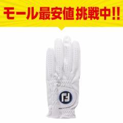 フットジョイ メンズ ゴルフ グローブ 17 ナノロックツアー 9683026458 : ホワイト FOOT JOY FJ
