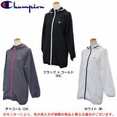 Champion(チャンピオン)ガールズ クロスアップシャツ(CYGJ9401)