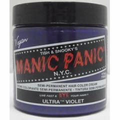 マニックパニック カラークリーム ウルトラヴァイオレット 118ml