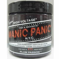 マニックパニック カラークリーム プラムパッション 118ml