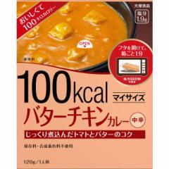 大塚食品 マイサイズ バターチキンカレー 120g【5個セット】