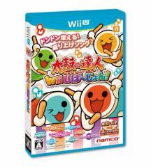 【新品・即納】Wii U 太鼓の達人 Wii Uば〜じょん!ソフト単品版