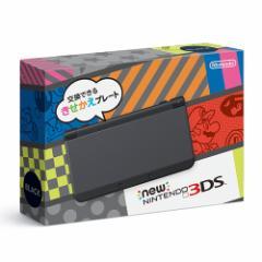★新品★3DS Newニンテンドー3DS ブラック(KTR-S-KAAA)