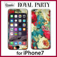 ギズモビーズ iPhone7用【ROYAL PARTY(ロイヤルパーティー) ×Gizmobies/Vintage flower/ iPhone7用】