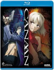 CANAAN BD (全13話 325分収録 北米版)  Blu-ray ブルーレイ