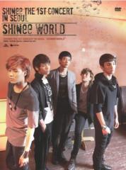 SHINee - The 1st Concert SHINee World (2DVD+写真集) (韓国版)