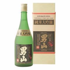 清酒 男山 純米大吟醸 720ml