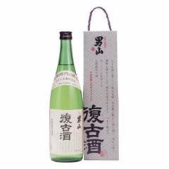 清酒 男山 復古酒(純米酒) 720ml