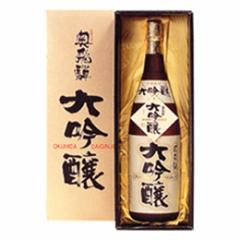 清酒 奥飛騨 大吟醸 1800ml
