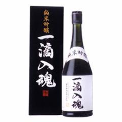 清酒 賀茂鶴 純米吟醸「一滴入魂」 黒瓶 720ml