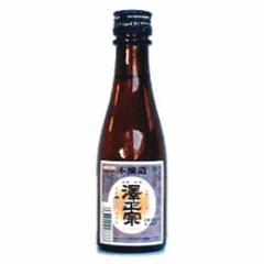 清酒 澤正宗 本醸造酒 180ml