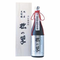 清酒 特撰 神聖 純大 松の翠 M−10新 1800ml