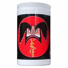 清酒 じょっぱり 本醸造 アルミ缶 180ml