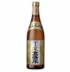 清酒 高清水 純米大吟醸 720ml