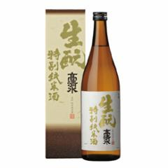 清酒 高清水 生もと特別純米酒 720ml