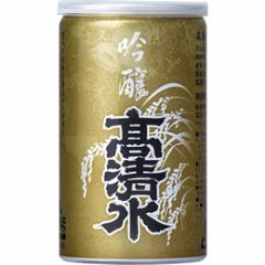 清酒 高清水 吟醸アルミ缶 180ml