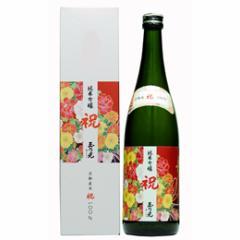 清酒 玉乃光 純米吟醸 祝100% 箱入 720ml