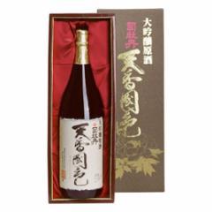 清酒 司牡丹 超特撰 大吟醸原酒「天香国色」 1800ml
