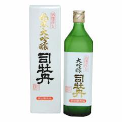 清酒 司牡丹 純米大吟醸 槽搾り 720ml